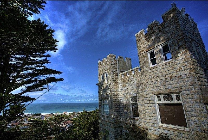 Mazza Castle (Foto: Divulgação)