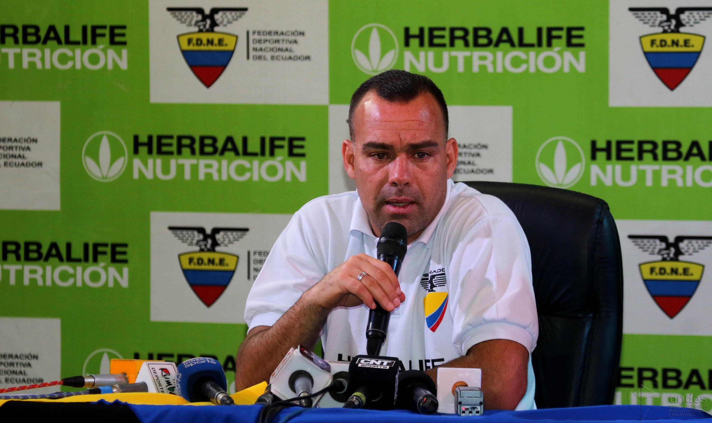 Rafael Dudamel deixa o comando técnico do Galo em menos de dois meses (Foto: Wikipedia)