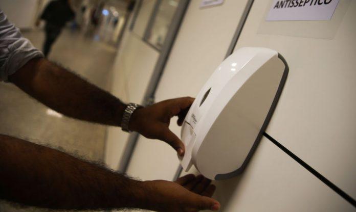 Casos de coronavírus passam de 500 no Brasil (Foto Marcello Caso - Agência Brasil)