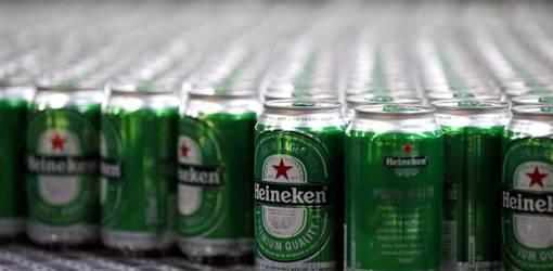 Heineken vai investir mais de 800 milhões de reais em fábrica do Paraná (Foto Divulgação Heineken)