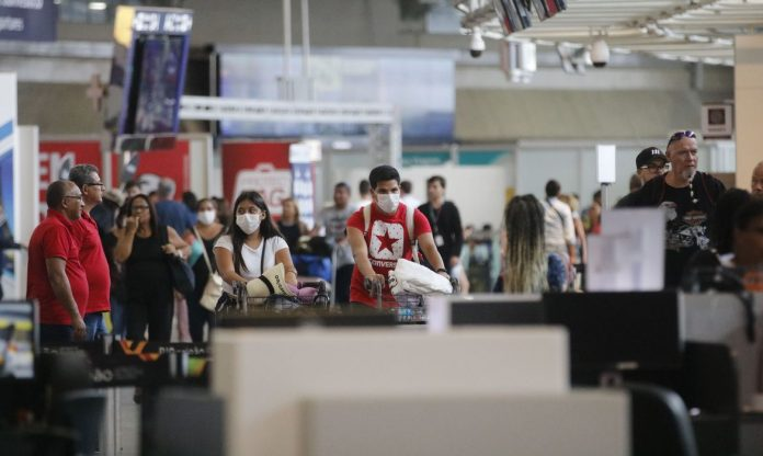 Medo do coronavírus se espalha por todo o mundo (Foto: Fernando Frazão - Agência Brasil)