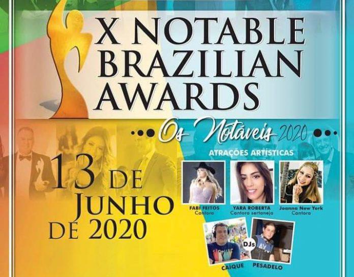Notable Brazilian Awards