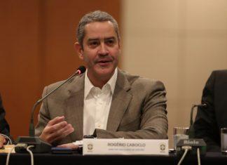 Rogério Caboclo, presidente da CBF, determinou a suspensão das competições orgnizadas pela entidade máxima do futebol brasileiro (Foto: Wikipedia)