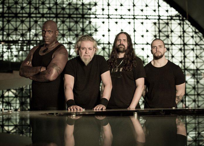 """Sepultura divulga o novo álbum """"Quadra"""", lançado mundialmente no mês passado (Foto: Marcos Hermes/Divulgação)"""