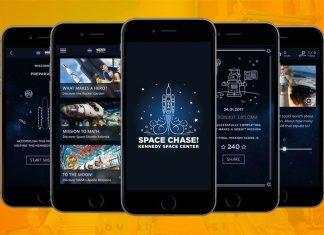 Aplicativo para apaixonados pelo espaço
