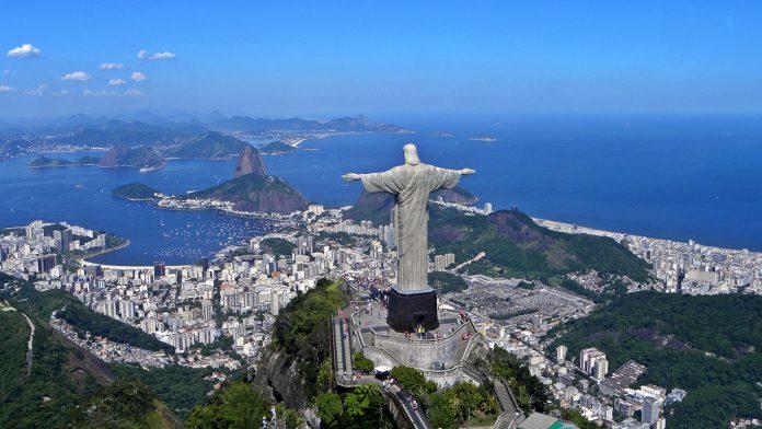 Cristo Redentor, um dos pontos turísticos do Rio de Janeiro (Foto: Wikimedia Commons)