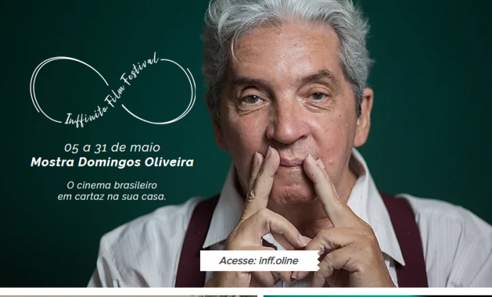 Diretor e dramaturgo Domingos Oliveira será homenageado com uma mostra de seus filmes (Foto: Infinitto)