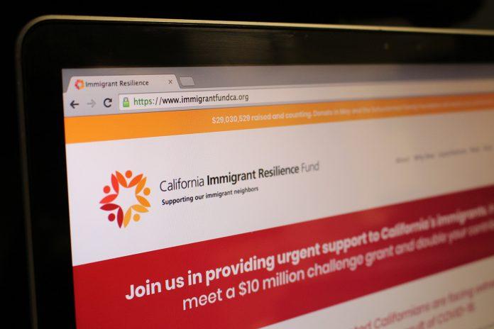 Fundo de apoio ao imigrante aceita doações em dinheiro, que podem ser descontadas no imposto de renda (Foto: Gabriela Egito)