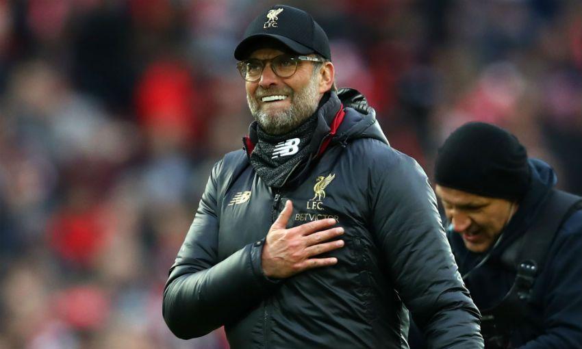 Se o Liverpool conquistar a Premier League pela primeira vez em sua história, Jurgen Klopp terá seu nome eternizado no Reds