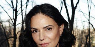 Ativista e atriz Luiza Brunet