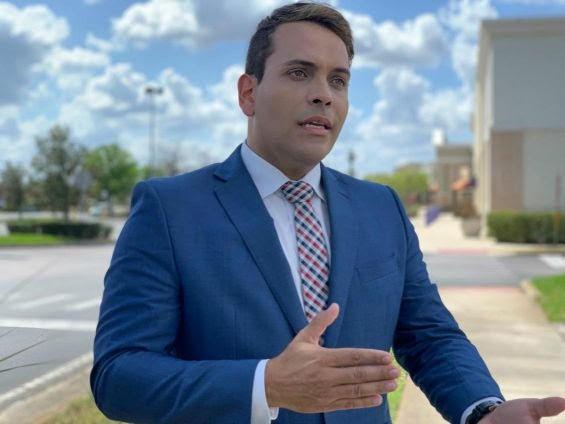 O jornalista Rodrigo Lins