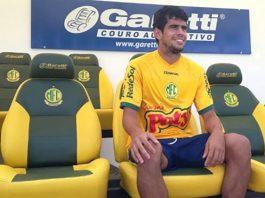 Zé Roberto, com dois gols, ajudou o Mirassol a derrubar o gigante São Paulo em pleno Morumbi (Foto: mirassolfc.com.br)
