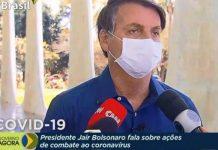Bolsonaro irá iniciar um período de isolamento social (Foto:EBC)