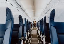 Prejuízo anual será de $84 bilhões e fluxo de passageiros está 30% menor que em 2019 (Foto: Rawpixel)