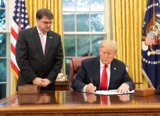 Donald Trump (Foto: whitehouse.com)