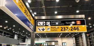 Desembarque de brasileiros estava restrito a 15 aeroportos americanos (foto: flickr )