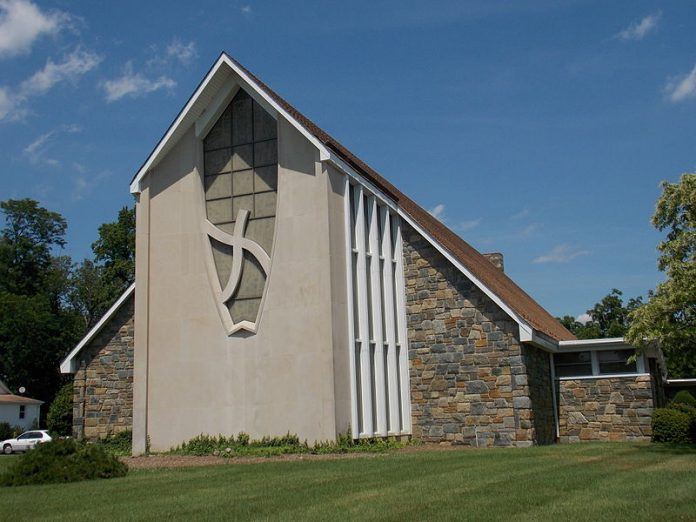 United Methodist, em Glenmont, Maryland (foto: wikimedia)