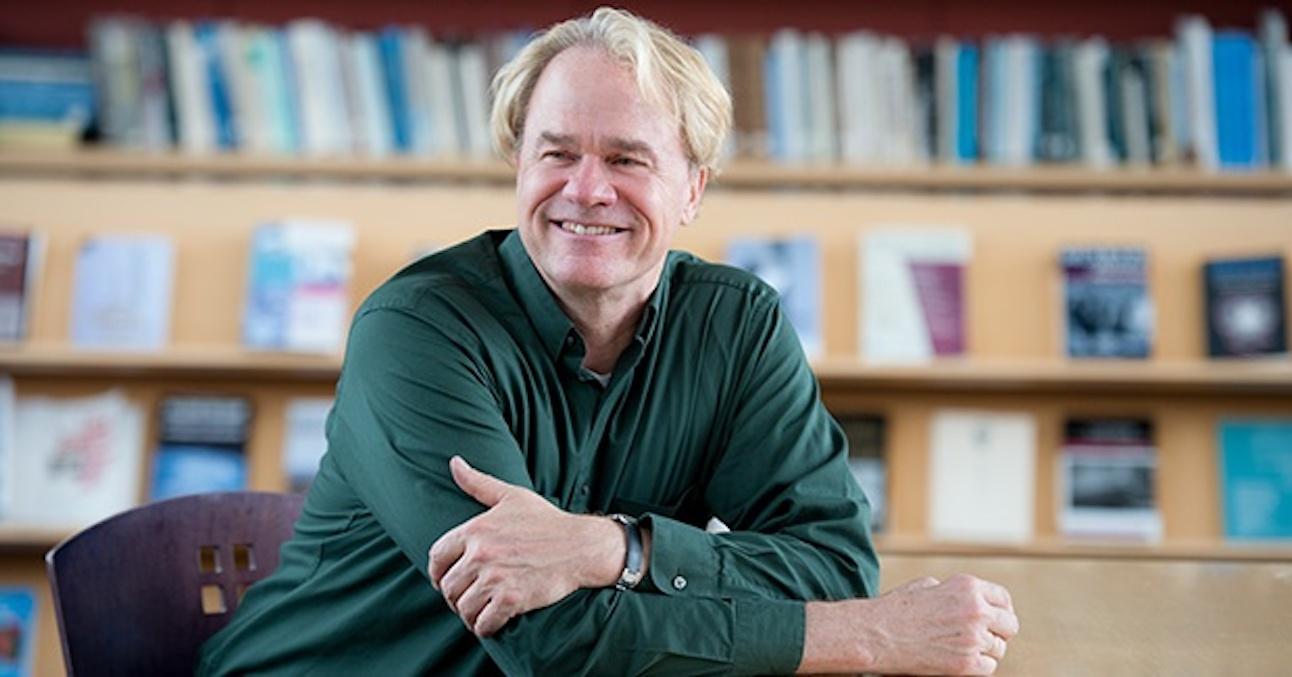 Jonh Green é historiador, brasilianista e professor na Broward University