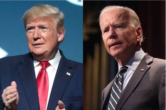Biden e Trump fazem campanha na Georgia antes das eleições (foto: flickr)