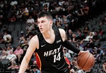 Tyler Herro, ala do Miami Heat: surge uma estrela na NBA (Foto: NBA)