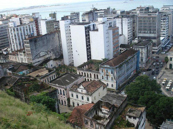 Tremor foi sentido em 43 cidades, incluindo algumas partes de Salvador (foto: wikimedia)