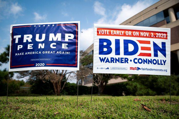 Estados Unidos vivem uma das eleições mais disputadas de todos os tempos (foto: Al Drago/Reuters)
