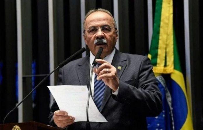 Senador Chico Rodrigues (DEM-RR) (foto: agência Senado)