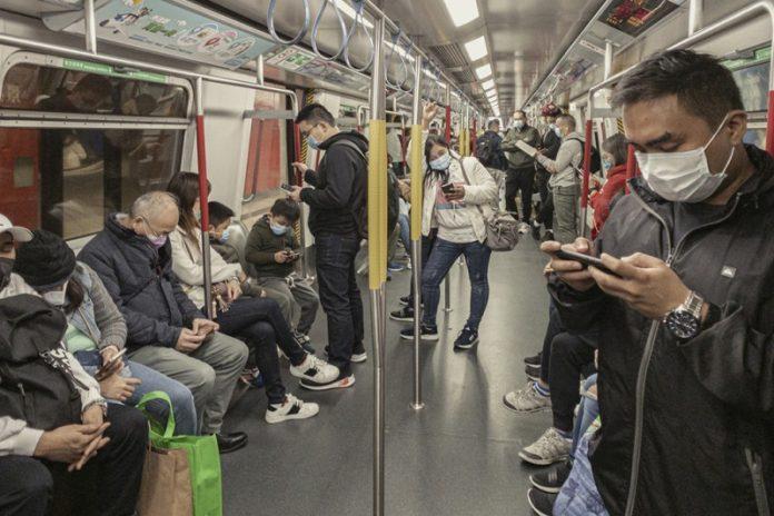 Lei estadual exige o uso de máscaras apenas em lugares públicos (foto: flickr)