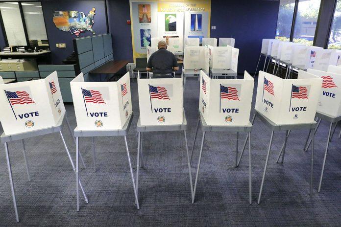8,9 milhões de pessoas votaram antecipadamente na Flórida (foto: Reuters)