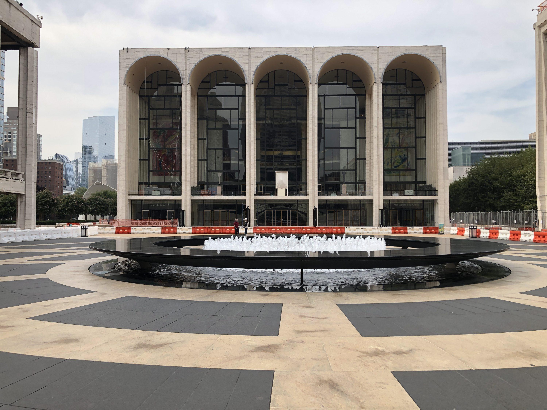 Metropolitan Opera de NY (Foto: Sandra Colicino)