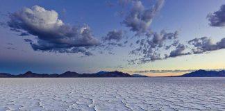 Salar de Bonneville, em Utah (Foto: Blog os Viajeiros)