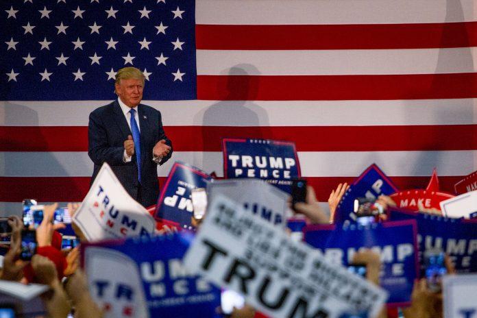 Trump planeja visitar a Flórida e a Pennsylvania neste final de semana (foto: wikimedia)