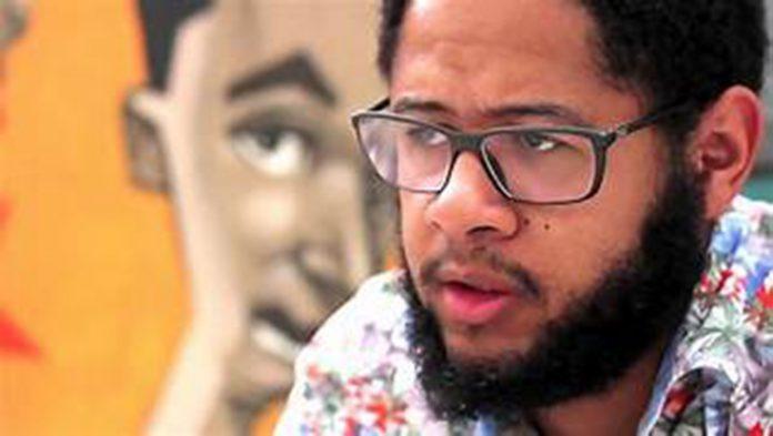Leandro Roque de Oliveira, ou Emicida, é considerado uma das maiores revelações do hip hop no Brasil (Foto: Facebook)