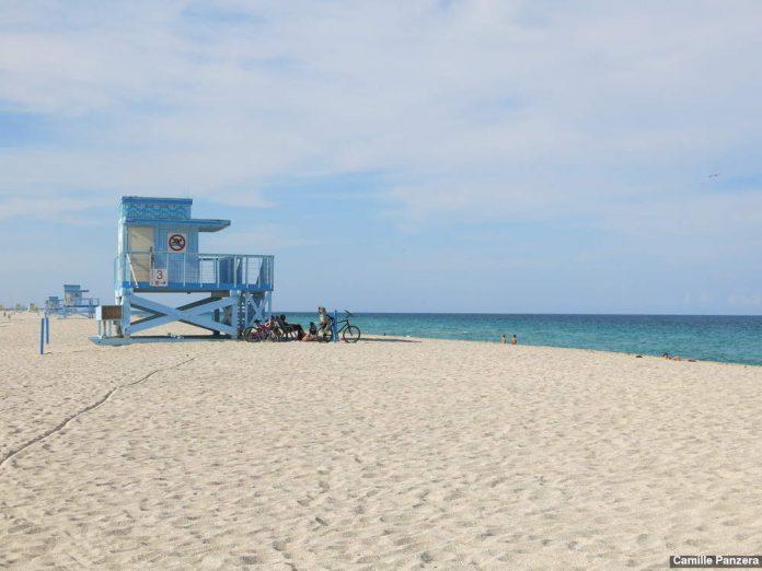 Haulover Park, no Norte de Miami Beach, Flórida (foto: flickr)