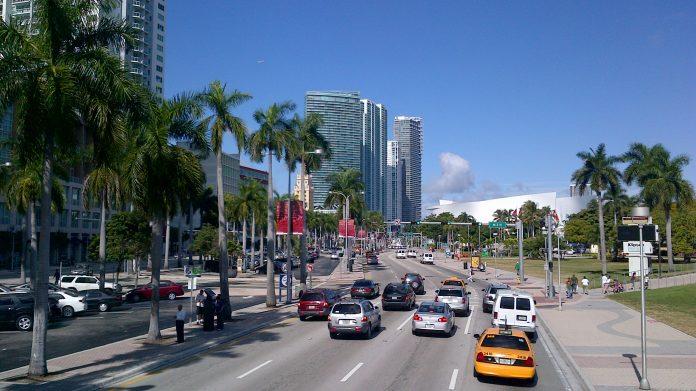 A Biscayne Boulevard entre a NE 8th Street e a NE13th Street será totalmente fechada (foto: divulgação)