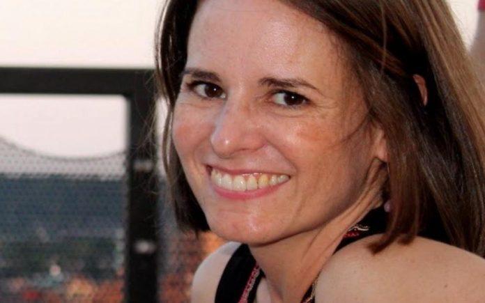 Marina Bischoff tinha 39 anos (foto: Facebook)