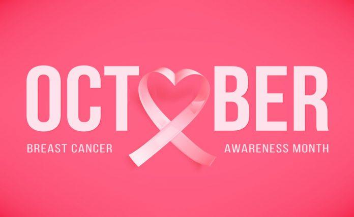 Ação faz parte da campanha mundial 'outubro rosa' pela conscientização e controle do câncer de mama (foto: divulgação)