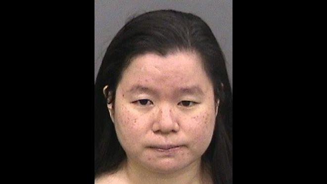 Hoai Tibma foi presa nesta terça-feira (27) e liberada após pagar fiança (foto: Hillsborough County Sheriff's Office )