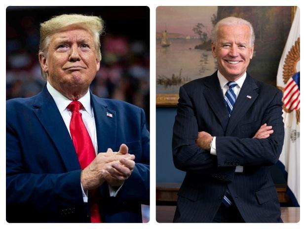 Biden esteve na Philadelphia e Trump na Virginia (foto: flickr)