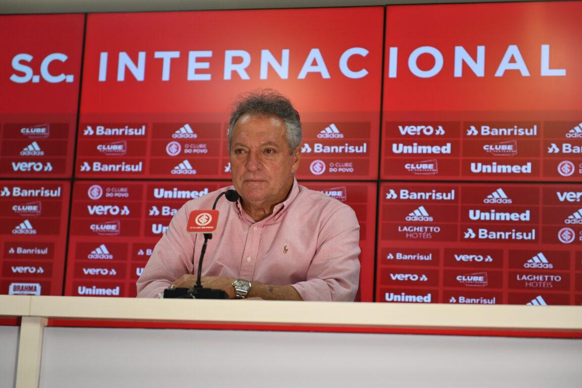 Abel Braga retorna ao Internacional para elevar o clube às grandes conquistas (Foto: Internacional)