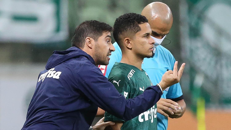 Técnico Abel Ferreira ignorou os vários desfalques do Palmeiras e montou uma equipe competitiva que derrotou o Ceará por 3 a 0 nas quartas de final da Copa do Brasil (Foto: Site Palmeiras)