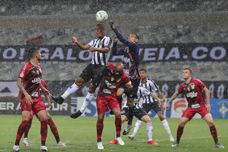 Galo joga mal e é derrotado pelo Furacão em Belo Horizonte (Fotos: Agência Galo/Clube Atlético Mineiro)