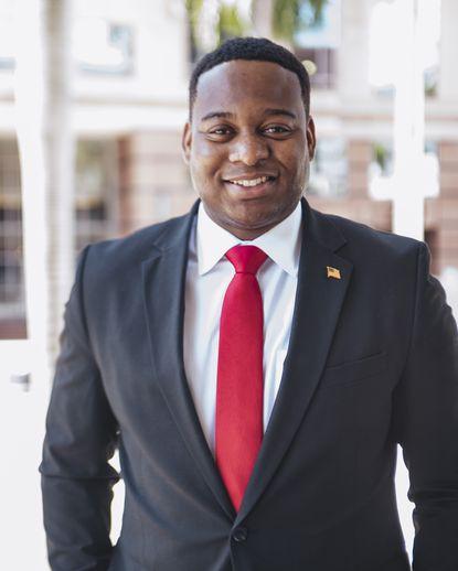 Harold Pryor foi eleito o primeiro procurador negro do condado (foto: divulgação)