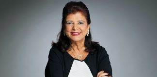Luiza Helena Trajano (presidente do GMB e presidente do Conselho do Magazine Luiza)