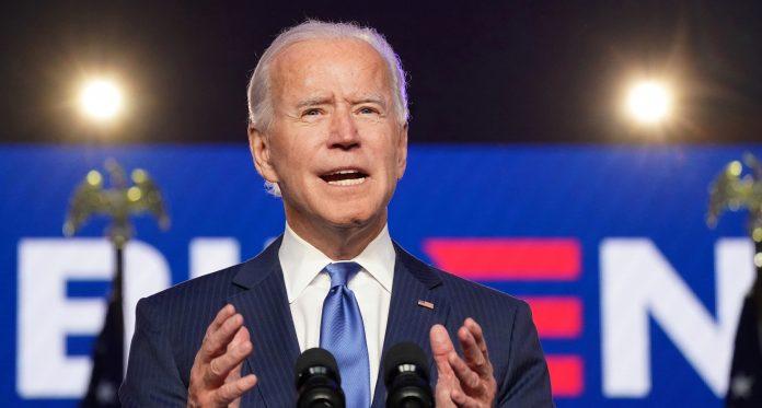 Plano de Biden para combater a pandemia de covid-19 foi apresentado em um evento em Wilmington (DE) (foto: flickr)