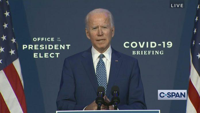 Plano de Biden inclui pagamento direto de $1,4 mil e prorrogação do auxílio-desemprego (foto: reprodução)