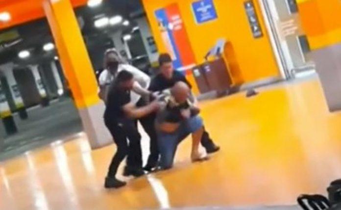Crime aconteceu nesta quinta-feira (19), véspera do Dia da Consciência Negra no Brasil (foto: reprodução)