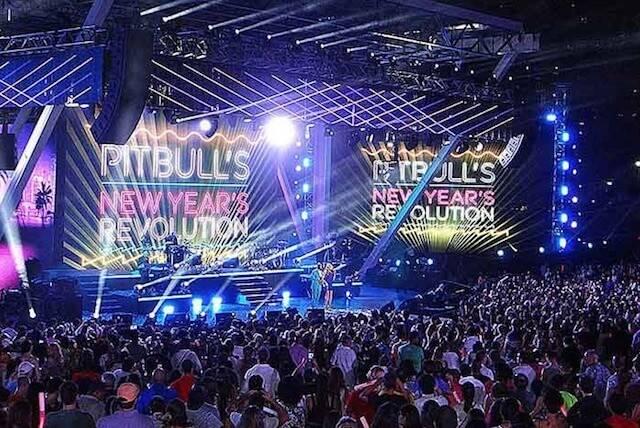 Festa de réveillon em Downtown Miami com o astro Pitbull foi cancelada (foto: City of Miami)
