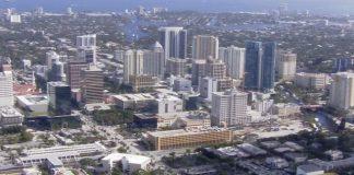 Fort Lauderdale é a última classificada em uma lista de 182 cidades (foto: wikimedia)