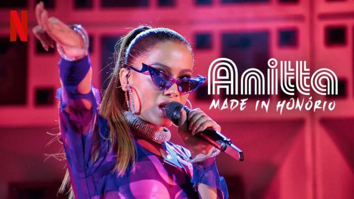 """Série documental """"Anitta: Made In Honório"""" foi lançada nesta quarta-feira, 16 (Foto: Netflix)"""
